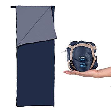 Lixada Saco de Dormir Ultra Ligero