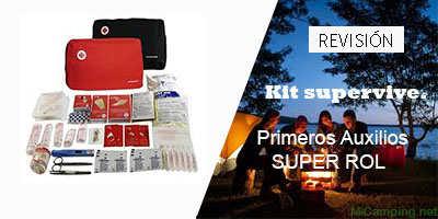 Prim. Auxilios SUPER ROL